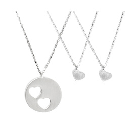 Carry Collier-Set 2 Silber |  | Artikelnummer: 9610417070011