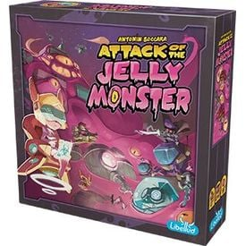 Attack of the Jelly Monster | Libellud | Artikelnummer: 3558380053248