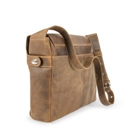 Raboison Laptop Medium von dothebag | Querformat Natur L 400 x H 310 x D 90 mm | Artikelnummer: 4011766033658