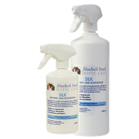 Fellglanzspray Silk Huebeli | 750 ml | Artikelnummer: 98765234