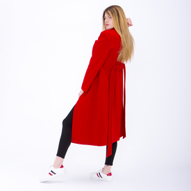 Coat, red |  | Artikelnummer: 700132079