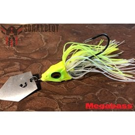 Megabass - Wild Header 1Oz | Do Chart | Artikelnummer: 003-99-0127-2
