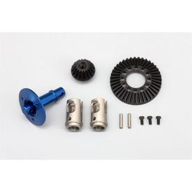 Yokomo Strong Lightweight Solid Axle Set |  | Artikelnummer: YOK-D-045