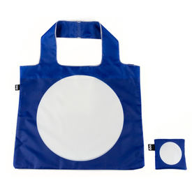 LOQI Bag by Sagmeister & Walsh | Everybody's Favorite Form | Artikelnummer: Loqi_Sagmeister_Blue_E