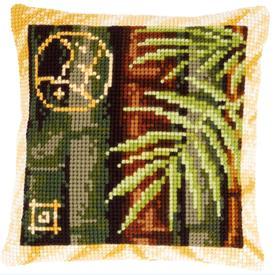 Bamboo 2 - Vervaco Kruissteekkussen |  | Artikelnummer: vvc-148437
