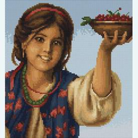 Buy Berries Please - kruissteekpakket met telpatroon Luca-S | Gratis onder voorwaarden  | Artikelnummer: luca-b489-0-400