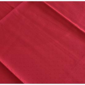 Theenap cirkel - rood | zonder draad - zonder patroon | Artikelnummer: nra-8299