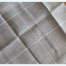 Theenap neutraal2 - linnen | zonder draad - zonder patroon | Artikelnummer: nra-16598