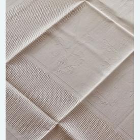 Theenap bos - zalm | zonder draad - zonder patroon | Artikelnummer: nra-15891
