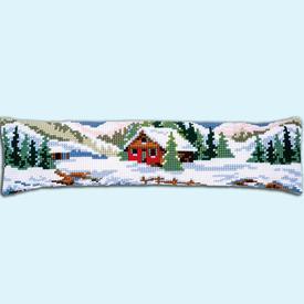 Winter Scenery - Vervaco tochthond - kruissteekpakket |  | Artikelnummer: vvc-188593