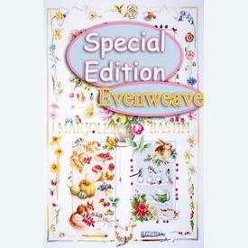 Four Seasons by Marjolein Bastin - borduurpakket met telpatroon Lanarte | Special Edition | Artikelnummer: ln-188067
