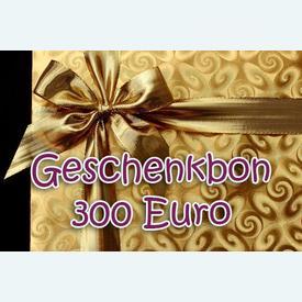 Geschenkbon 300 Euro |  | Artikelnummer: nra-24510-300