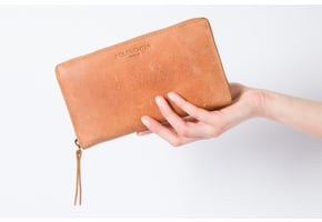 Wallet No 4-2 Camel