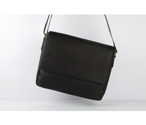 Messenger Bag (S) | Anthracite-Black | Artikelnummer: HR-SA-3-1_b