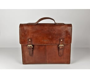 Satchel (M) | Maroon-Brown | Artikelnummer: HR-SA-1-2_rb