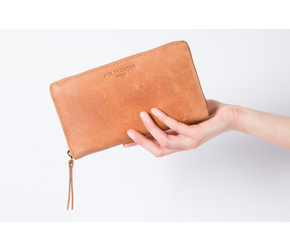 Wallet | Camel-Brown | Artikelnummer: HR-WAL-4-2_c