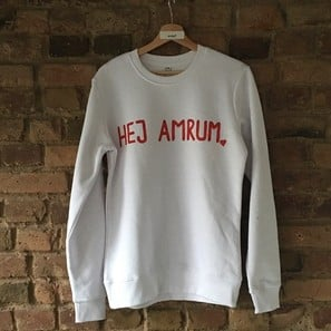 SWEATER | HEJ AMRUM | Artikelnummer: AM3