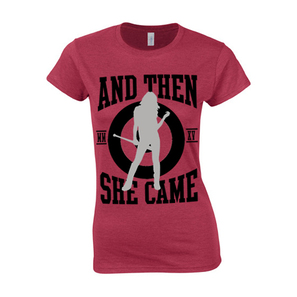 FULL BASEBALL GIRLIE RED |  | Code: 100011