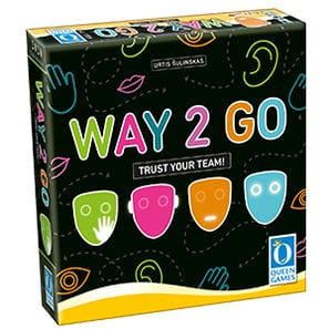 Way To Go | Vertrau deinem Team | Artikelnummer: 10512