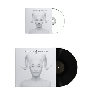BLACK VINYL INCL. DIGIPAK-ALBUM |  | Code: 200100-1
