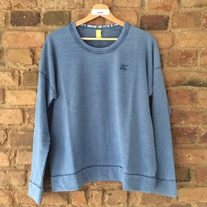 SWEATER | DENIM BLUE | Artikelnummer: CALICON2-M
