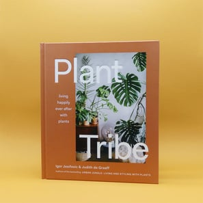 Plant Tribe | Living happily ever after with plants | Artikelnummer: Buch-Plant Tribe