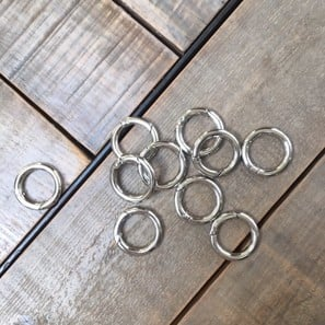 BONDING RING | SILBER | Artikelnummer: SAVERING