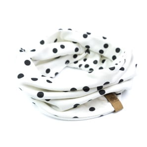 Mini Dots Loopschal |  | Artikelnummer: 1368476345