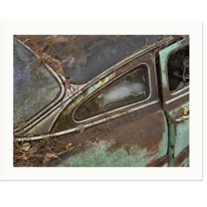 Car Eight | Old Car City, White, Georgia, USA, 2018 | Edition Print 24   unlimitiert | Bildnummer: X1d_180922_007-24