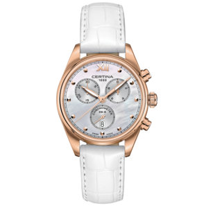 Certina Damenuhr DS-8 Lady Chronograph C033.234.36.118.00 | Certina Urban Kollektion  | Artikelnummer: C6-146