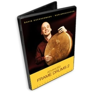 Advanced Frame Drums 2 DVD David Kuckhermann |  | Artikelnummer: AFD2