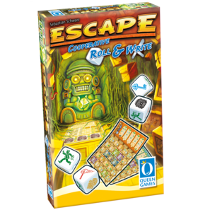 Escape Roll & Write |  | Artikelnummer: 10542