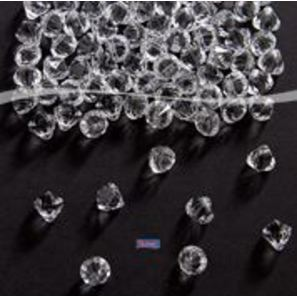 Diamanten Transparent Tischdeko  9 mm |  | Artikelnummer: 8714572213905