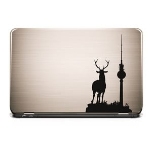 Laptop Sticker BERLIN EXPLORER - Skin Aufkleber  |  | Artikelnummer: 55669663