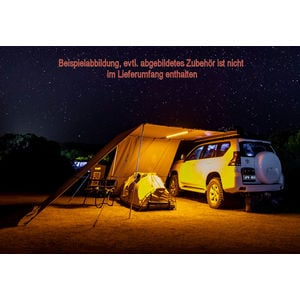 ARB Touring LED Markise | inkl. LED Leiste 2500 breit / 2500 lang | Artikelnummer: WoN-ARB-35-814407
