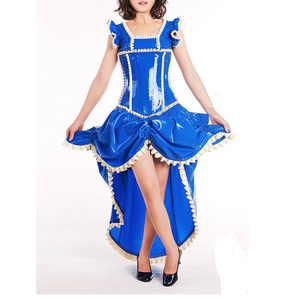 Latex Women Abend dress |  | Artikelnummer: 1000334