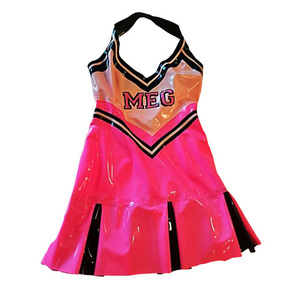 Latex Cheerleader Dress |  | Artikelnummer: 1000720