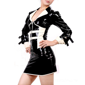 Latex Anzug dress Kleid |  | Artikelnummer: 1000303