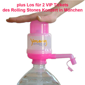Young Collection plus Los für Vip Tickets für Rolling Stones Konzert (Kopie) | Yung Collection Pink | Artikelnummer: YCpVTRSK