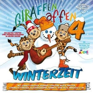 Giraffenaffen 4 - Winterzeit | Various Artists | Artikelnummer: 742