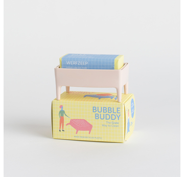 Bubble Buddy Powder Pink | Schale Inklusive Seife | Artikelnummer: 7442149741711