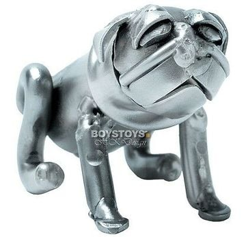 Metall-ART DEKO-Figur Design Hund