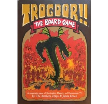 Trogdor!! The Board Game | Greater Than Games | Artikelnummer: 880485428397