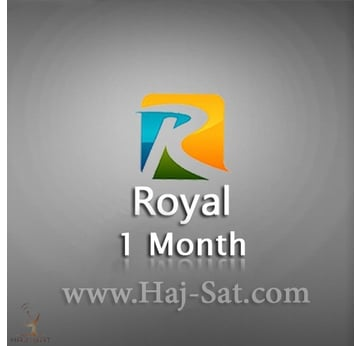 Royal IPTV Subscription - 1 Months |  | Artikelnummer: RA1XM