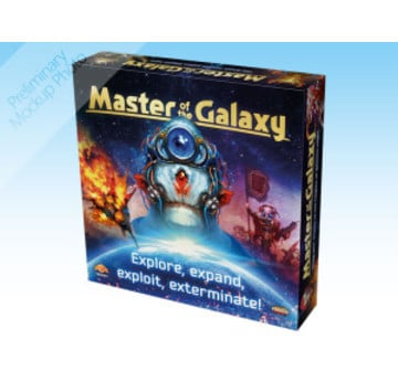 Master of the Galaxy - Deluxe Edition |  | Artikelnummer: 019