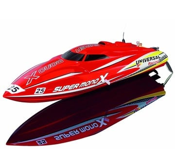 RC-Speedboot Super Mono X V2 Brushless V-Boot 45km/h,  |  | Artikelnummer: 26028