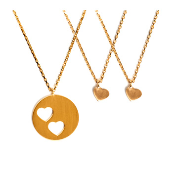 Carry Collier-Set 2 Gold |  | Artikelnummer: 9610422070011