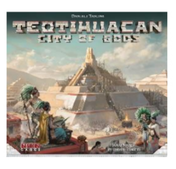 Teotihuacan: City of Gods |  | Artikelnummer: 6425453000881