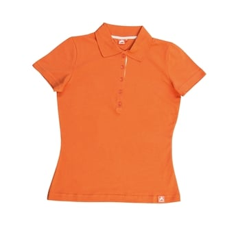 Damen-Poloshirt, orange |  | Artikelnummer: 930476