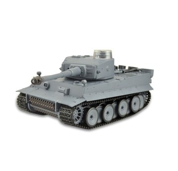 RC-Panzer Tiger,  R&S, Holzbox,  AMEWI QC Control Edition |  | Artikelnummer: 23059